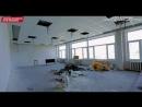 Процесс превращения типовой и серой школы в Синельниково в современное и комфортное пространство для обучения детей.