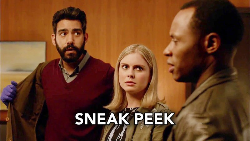 IZombie 4x07 Sneak Peek Dont Hate the Player, Hate the Brain (HD) Season 4 Episode 7 Sneak Peek