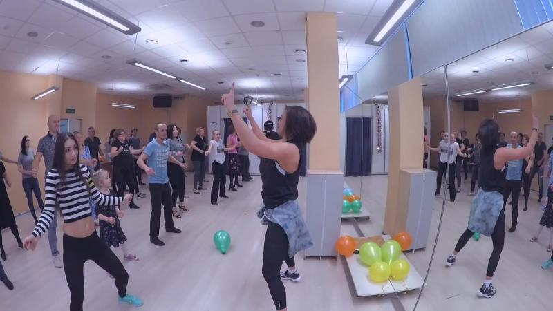 ОТКРЫТИЕ! Студия танцев Надежды Гущиной. Москва