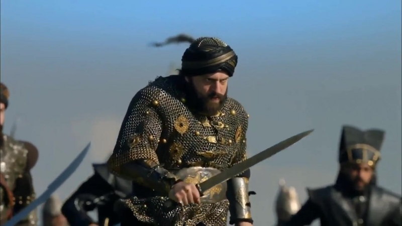 Великолепный век Кёсем: Мурат IV. Завоеватель Багдада. Битва турок с войском иранского шаха у стен Багдада, 1638 год