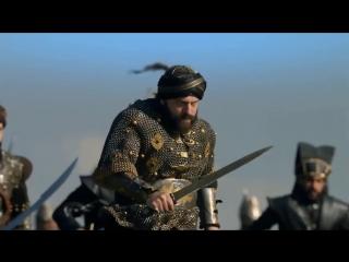 Битва турок с войском иранского шаха у стен Багдада, 1638 год
