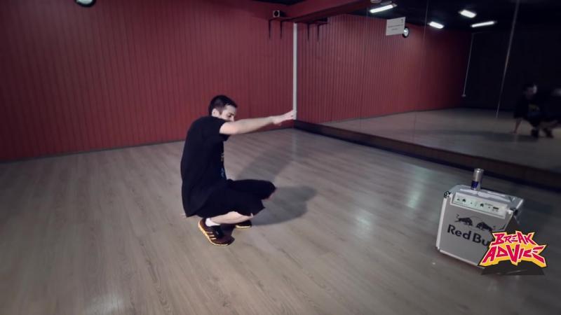 How to Breakdance_ 4-Step, Switch, Ninja by Vlad Fm _ Break Advice