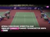 КРЧ: о криках на теннисных кортах