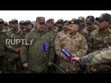 Russia- Joint Russian-Pakistani military exercises in Karachay-Cherkessia