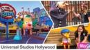 "VLOG: Тур по Universal Studios Hollywood💕 The Simpsons, ""Harry Potter"" и Миньоны💫"