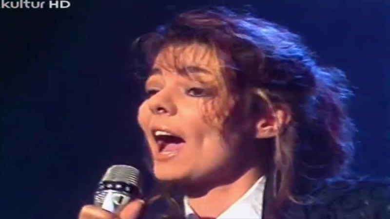 Sandra - We'll Be Together (WDR2, ZDF Hitparade, 22.03.1989) Germany
