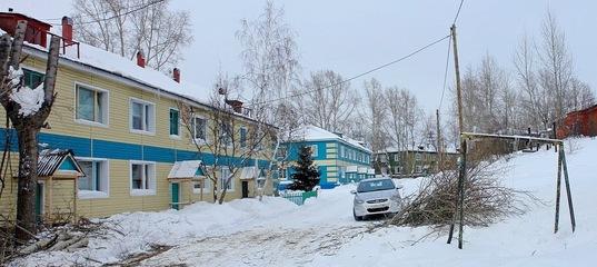 Усть-Илимск. Микрорайон «Молодёжный»