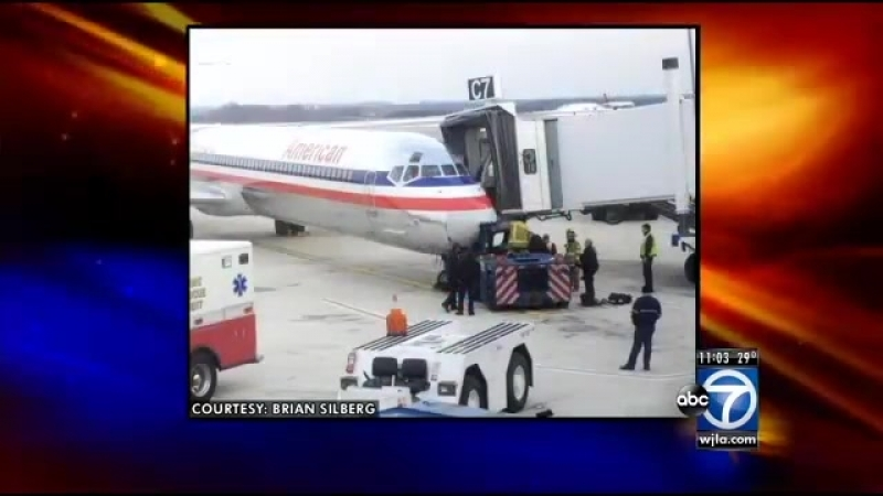 Vehicle crashes into plane on BWI tarmac