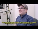 RUS SUB Fall Out Boys Patrick Stump Breaks Down Cinematic New Song Church