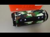 Колонка портативная с BLUETOOTH MP3 TG116