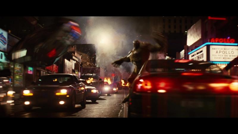 Короткометражка Marvel - Консультант (2011) [BD Remux]