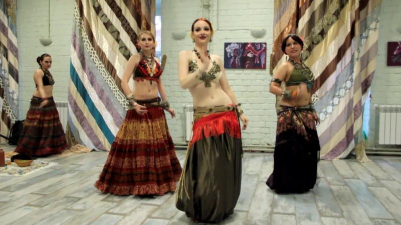 Arden Tribe @ Fiesta con Bailamos: balkan tribal fusion
