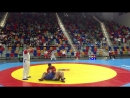 European Sambo championship Youth and Juniors 2018 Day 1 Preliminary