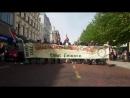 толпы ирландцев митингуют в поддержку Gaza и требуют от руководства страны выслать израильского посла