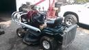 Superbike Engine Mini Tractors