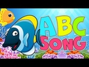 🎣 ABC Songs for Children ABCD Learning A to Z Uppercase Alphabet Song Finger Family Songs