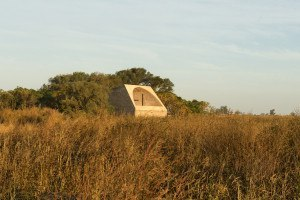 A Sun-Filled Chapel In Rural Argentina by architect Nicolás Campodonico