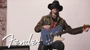 The Troublemaker Tele with John 5 Parallel Universe Fender