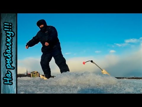 Ловля корюшки зимой целый день на рыбалке ледокол отрезал рыбакам путь домой