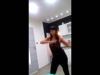 Tera Joy.Czech Porn star.Domaci tanecek.Home video.