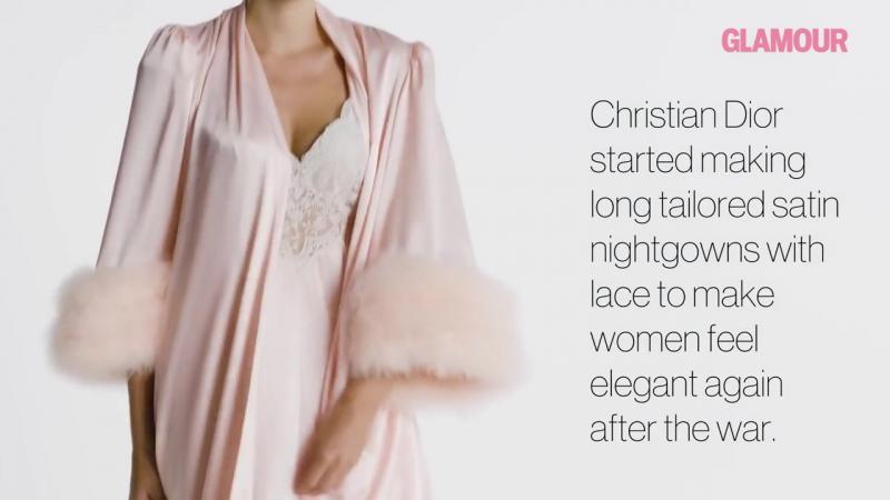 История женского ночного белья за 100 лет версия 2