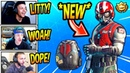 STREAMERS REACT TO *NEW* WINGMAN SKIN! (STARTER PACK) Fortnite SAVAGE FUNNY Moments