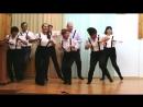 Танец ХАВА НАГИЛА. ТХПЦ. День благодарения.5.11.17 г.