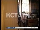 Молния, ударившая в жилой дом, спровоцировала пожар в квартире