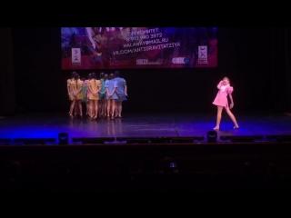 Шоу-балет ЭКЛИПС на конкурсе