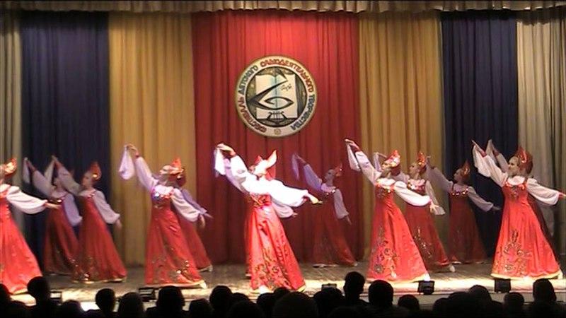 Выступление школы №8 г. Камышина 25.02.2016 г.