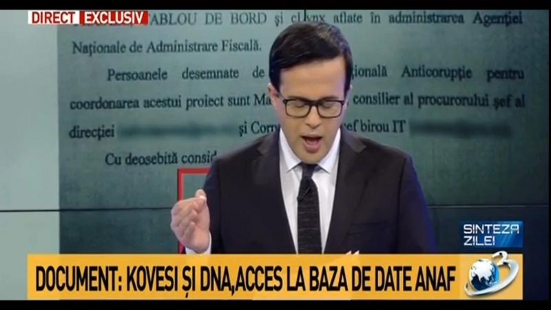 Alt FALS comis de KOVESI DNA Art. 184 indice 1 NU EXISTA 28.03.2018