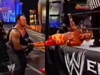 The Undertaker vs Hulk Hogan - Judgment Day 2002