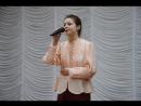 Эту песню когда-то на конкурсе исполняля Анна Литвиненко, сегодня поет Елена Нагорная