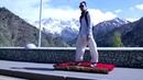 Аладдин на ковре самолете в Алмате пранк