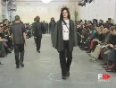 Issey Miyake A/W 2000-01 (part 3 of 3)