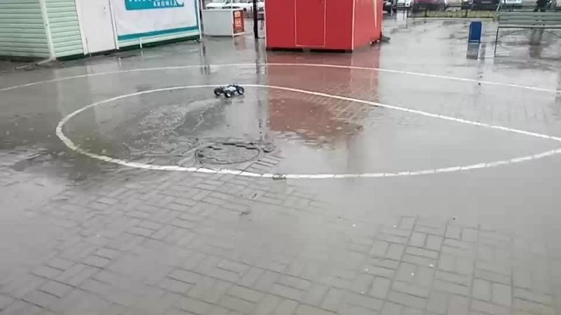 тренировка мокрая трасса/дождь мкмс