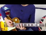 Jumping Jack Flash. Guitar Lesson Tutorial. Open G Tuning Keith Richards Live Ve