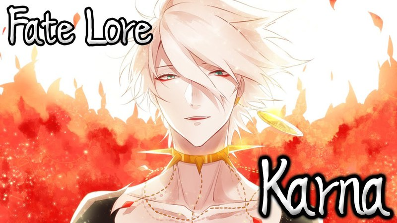 Fate Lore - The Tale of Karna