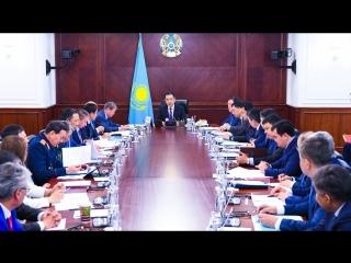 Астана — жаңғырған, жаңа Қазақстанның жарқын символы