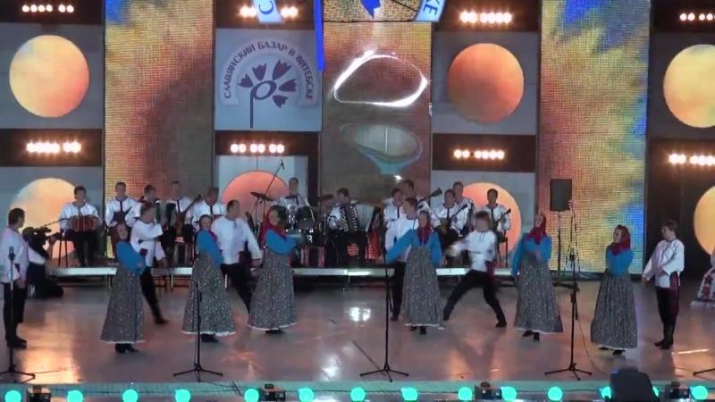 Саратовская гармошка - Хор имени Пятницкого