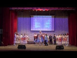Народный чувашский фольклорный ансамбль Сеспел - Посиделки