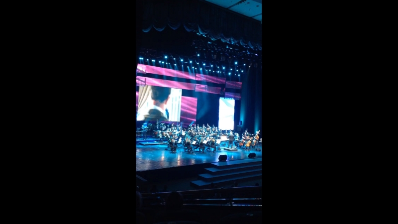 Президентский оркестр 28.03.2008
