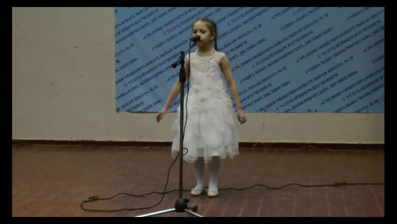 Марафон детских талантов 1-4 классы