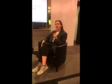 Public talk c Лаурой Джугелия и Екатериной Шкулипой