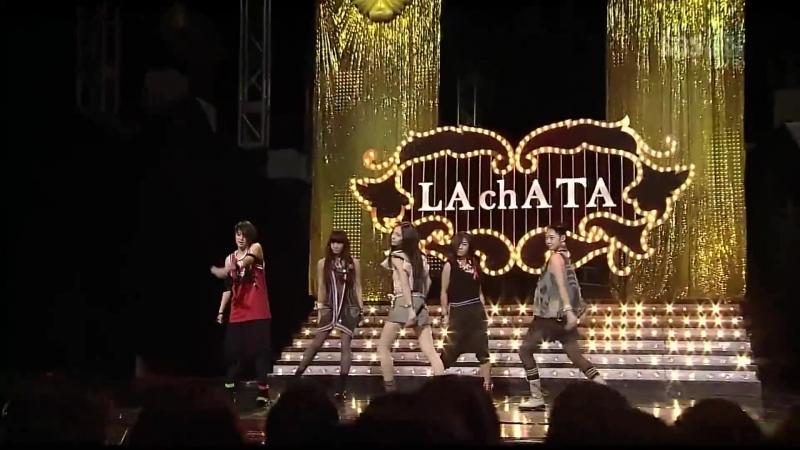 F(x) - La Cha Ta (Stage mix)