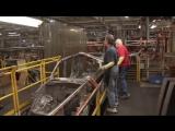 Работа конвейера, на котором производят Jeep Wrangler и Jeep Liberty