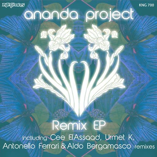 Ananda Project альбом Remix EP