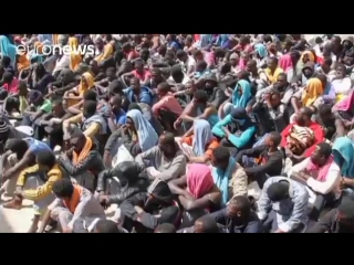 Africans being sold like animals in Arab countries. Slavery for blacks is still happening in 2017.