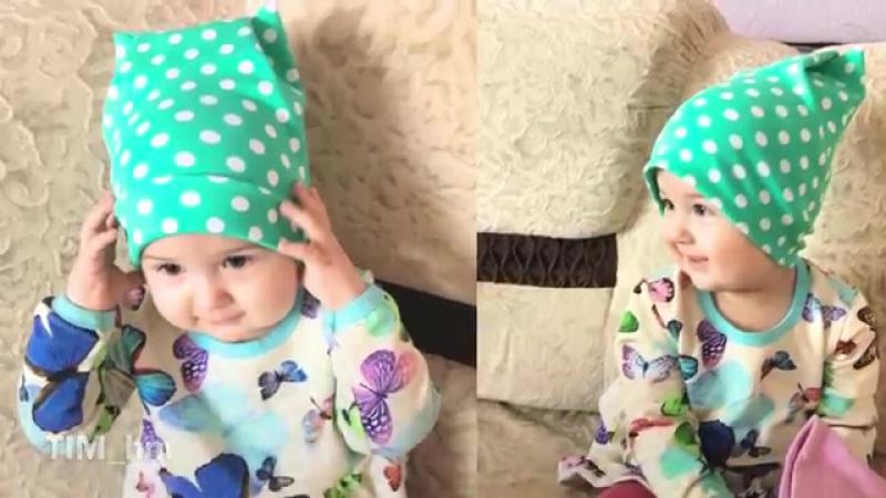 Как сшить шапочку для девочки