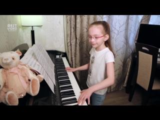 ESTRADARADA - Вите Надо Выйти (cover Виктория Викторовна 8 лет)